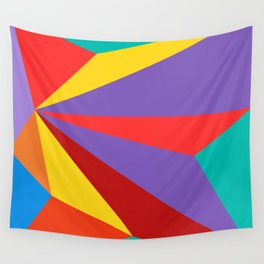 abstract geometric design for your creativity    Wall Tapestry