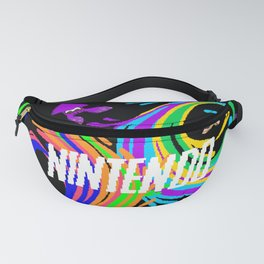 Pixel Splatoon Fanny Pack
