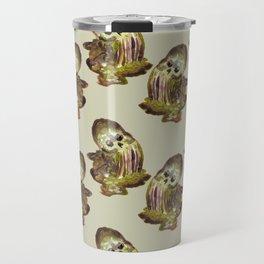 slime skull Travel Mug