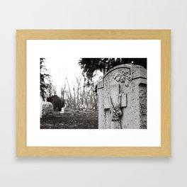 Sanatorium Hill 1 Framed Art Print