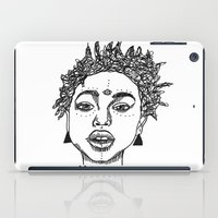 melissa smith iPad Cases featuring Willow Smith by ☿ cactei ☿