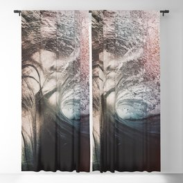 Crashing Wave Blackout Curtain