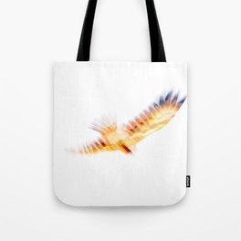 In Flight Kite - JUSTART (c) Tote Bag