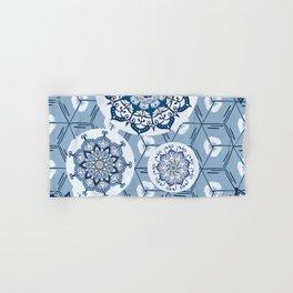 Moroccanblue Hand & Bath Towel