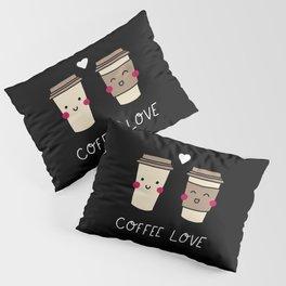 Coffee Love Pillow Sham