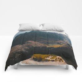 Island Mountain Comforters