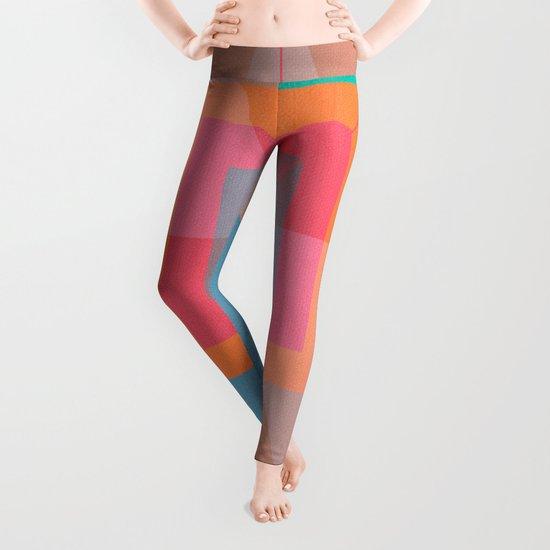 Positive geometry Leggings