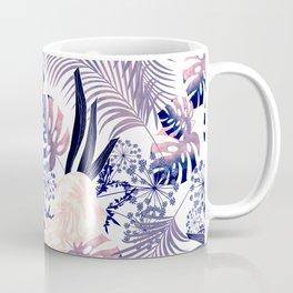 Lilac tropics. Coffee Mug