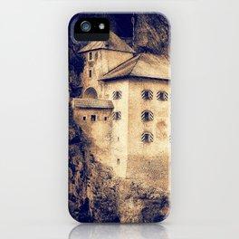 Old Castle iPhone Case