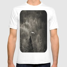 It's Lonely Out Here in Winter T-shirt