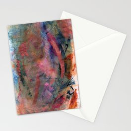 Journey Past a Strange Land Stationery Cards