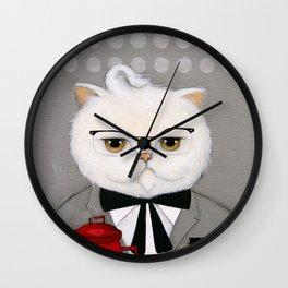 Sanders Wall Clock