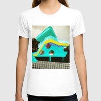 bauhaus T-shirts featuring BauHaus 2 by Marko Köppe