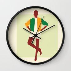 Fashion Dance 7 Wall Clock