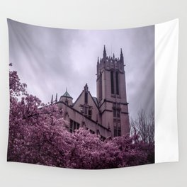Nature/Structure Wall Tapestry