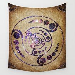 The Harmonious Circle  Wall Tapestry