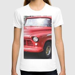 Red Truck T-shirt