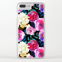 Spring is in the air #46 Clear iPhone Case