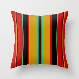 Jamaican Hot Throw Pillow