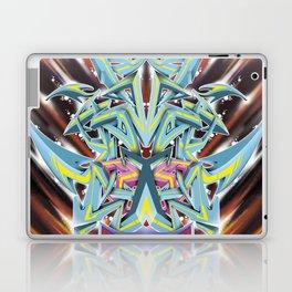 Abstract Graff Laptop & iPad Skin