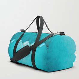 Along the Shores of Clear Bays Duffle Bag