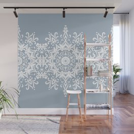 Snowfrost Wall Mural