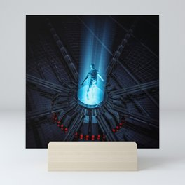 Portal Mini Art Print