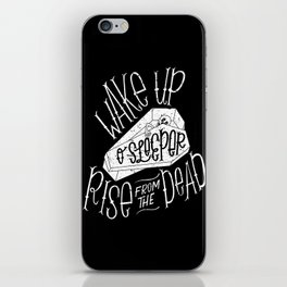 Wake Up, O Sleeper iPhone Skin