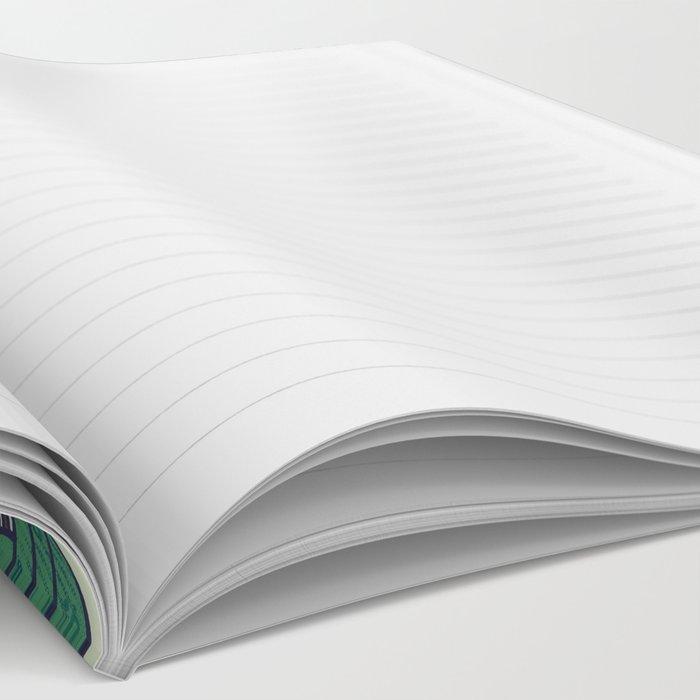 Amongst the Lilypads Notebook