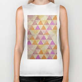 Pyramides Biker Tank