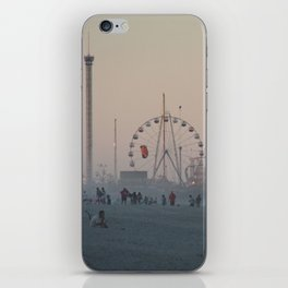 Seaside Sunset iPhone Skin