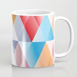 Triangles #1 Coffee Mug