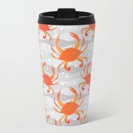 Lets Eat Some Crabs! Travel Mug
