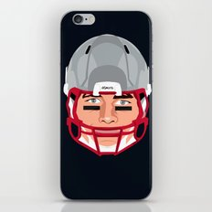 Faces- New England iPhone & iPod Skin