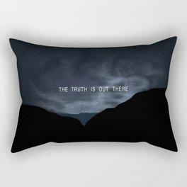 Truth. Rectangular Pillow