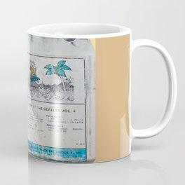 Bítlarnir  Coffee Mug