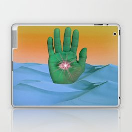 Mystical Gesture Laptop & iPad Skin