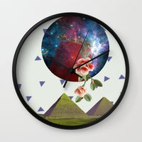 oriental Wall Clocks featuring Oriental by Nasaém