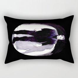 Science's Monster Terror Rectangular Pillow