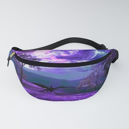 Lonely Dragon Fanny Pack