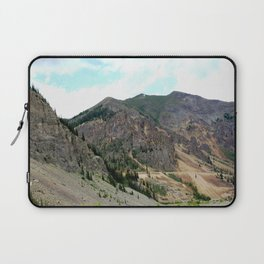 First View of the Sunnyside Mill, Coming Up the Animas River Laptop Sleeve