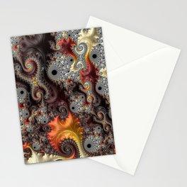 Elegance - Fractal Art Stationery Cards