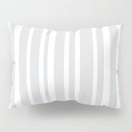 Grey Stripe Pattern | Modern Design | Minimalism | Gray Pillow Sham
