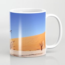 Dead Vlei Namibia III Coffee Mug