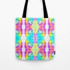 Bright Tribomb Tote Bag