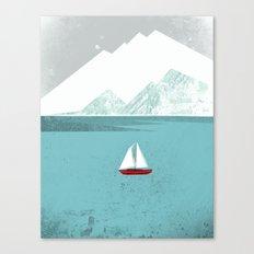 Dawn Treader Canvas Print