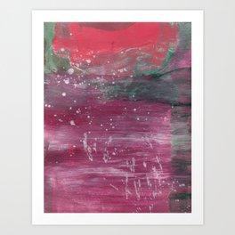 Composition #3 Art Print