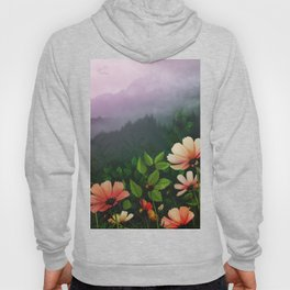 The Brighter Side Of The Dark Mountains Hoody
