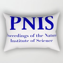 Official Logo Rectangular Pillow