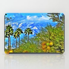Californian Landscape iPad Case